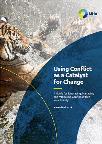 MHA Using Conflict as a Catalyst for Change